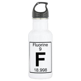 Elemento 009 - F - Flúor (lleno)