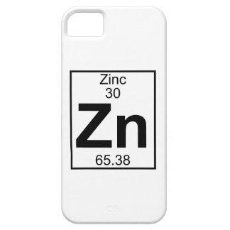 Elemento 030 - Zn - cinc (lleno) iPhone 5 Carcasa