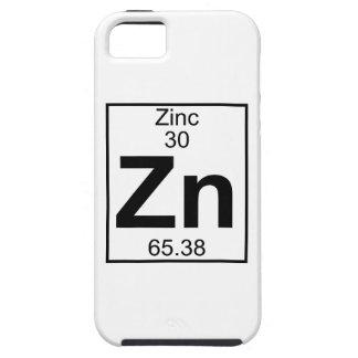 Elemento 030 - Zn - cinc (lleno) iPhone 5 Carcasas