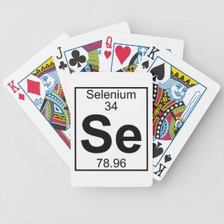 Elemento 034 - SE - Selenio lleno