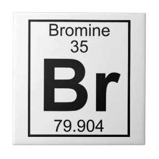 Elemento 035 - Br - bromo lleno