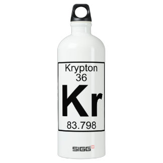 Elemento 036 - Kr - Criptón (lleno)