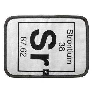 Elemento 038 - Senior - estroncio lleno