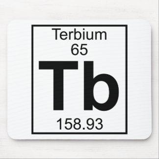 Elemento 065 - TB - Terbio (lleno) Tapete De Ratón