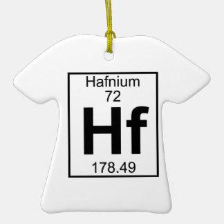 Elemento 072 - Hf - Hafnio (lleno) Ornamentos De Reyes