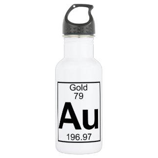 Elemento 079 - Au - oro (lleno)