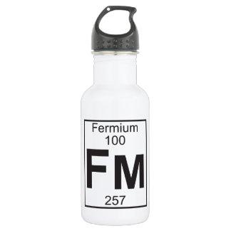 Elemento 100 - fm (fermio)