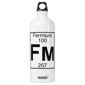 Elemento 100 - Fm - fermio (lleno)