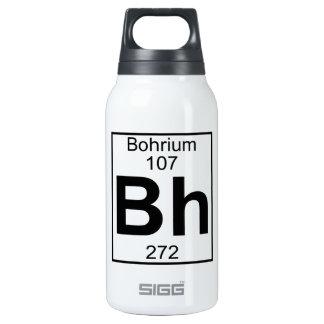 Elemento 107 - BH - Bohrium (lleno)