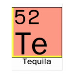 Elemento 52: Tequila Tarjetas Postales