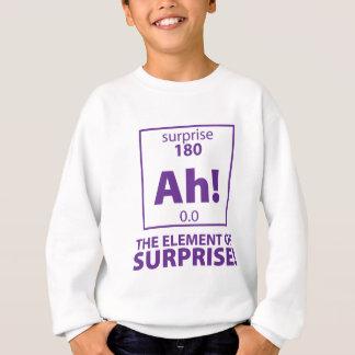 Elemento de la sorpresa sudadera