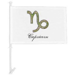 Elemento del símbolo del zodiaco del Capricornio