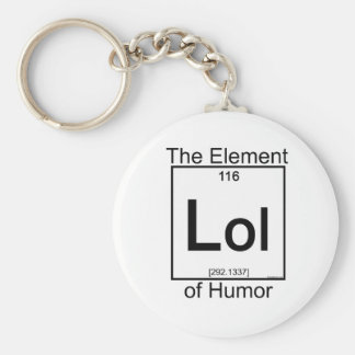 Elemento LOL Llaveros Personalizados