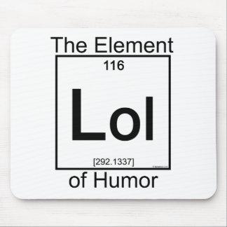 Elemento LOL Alfombrilla De Raton