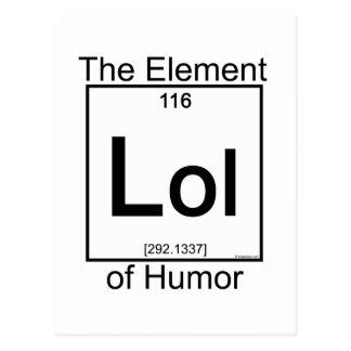 Elemento LOL Postal