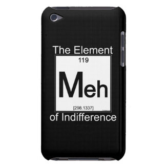 Elemento MEH Barely There iPod Funda