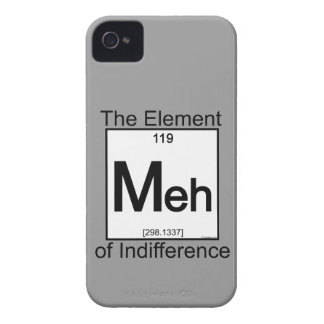 Elemento MEH Case-Mate iPhone 4 Carcasa
