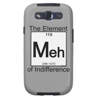 Elemento MEH Galaxy S3 Protectores