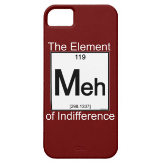 Elemento MEH iPhone 5 Case-Mate Protectores