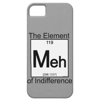 Elemento MEH iPhone 5 Fundas