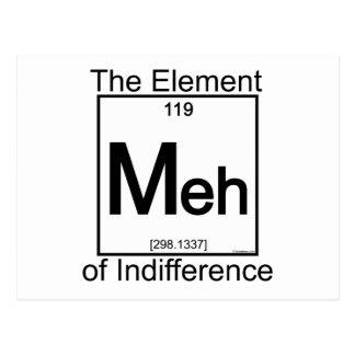 Elemento MEH Postal