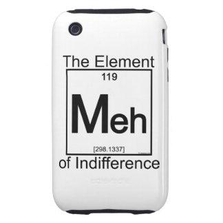 Elemento MEH Tough iPhone 3 Coberturas