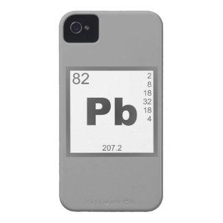 Elemento plomo lead iPhone 4 protector