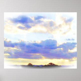 Elemento Skyscape del AIRE Impresiones