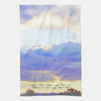 Elemento Skyscape del AIRE Toalla