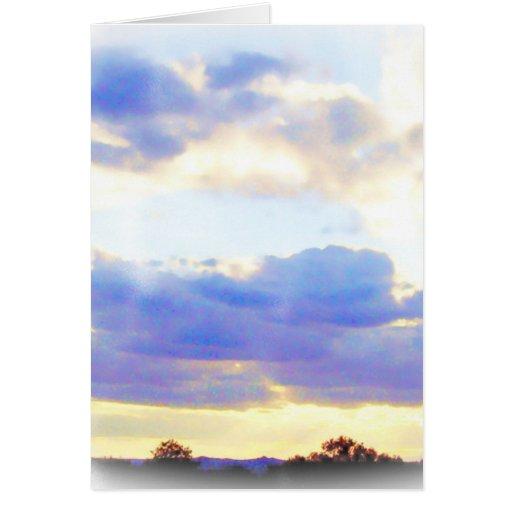 Elemento Skyscape del AIRE Tarjeta