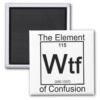 Elemento WTF Iman De Frigorífico