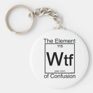 Elemento WTF Llavero