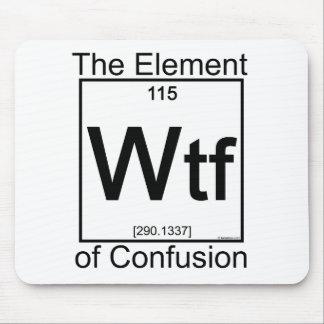 Elemento WTF Tapetes De Raton