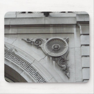 Elementos arquitectónicos de Irlanda Tapete De Ratones