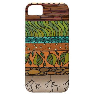 Elementos de la tierra iPhone 5 Case-Mate cárcasas