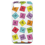 Elementos periódicos iPhone 5 Case-Mate fundas