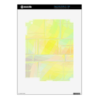 Elementos reconstruidos de Roberto S. Lee iPad 2 Skin