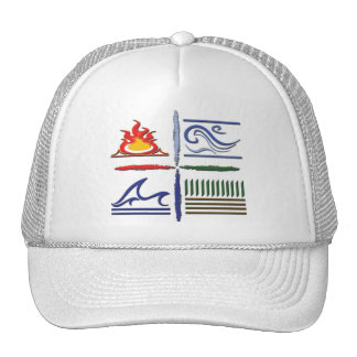 Elements Collection Trucker Hat