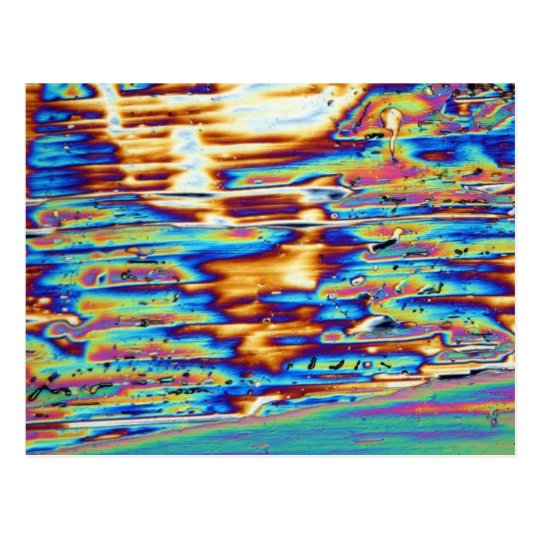 Elements/Holmium Postcard