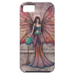 Elements in Sync Gothic Fairy Fantasy Art iPhone 5 Cover
