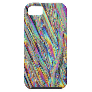 Elements/Magnesium under the microscope iPhone SE/5/5s Case