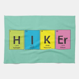 Elements of a Hiker Towel