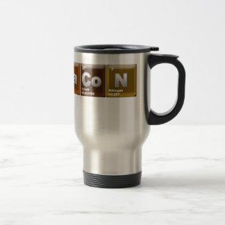 Elements of BaCoN 15 Oz Stainless Steel Travel Mug