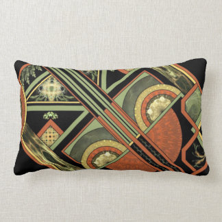 Elements of Deco Throw Pillow