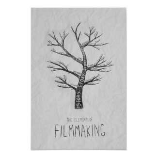 Elements of Filmmaking Poster