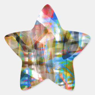 ELEMENTS OF JAZZ 14.jpg Star Sticker