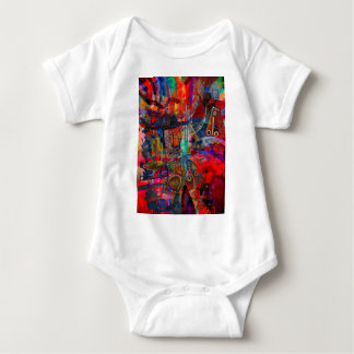 ELEMENTS OF JAZZ 2.jpg Baby Bodysuit