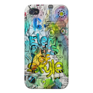 Elements of style cases for iPhone 4