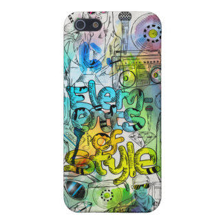 Elements of style iPhone 5/5S cases