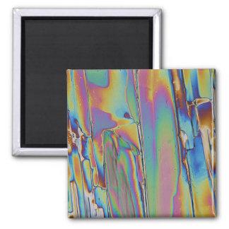 Elements/Praseodymium under the microscope Magnet